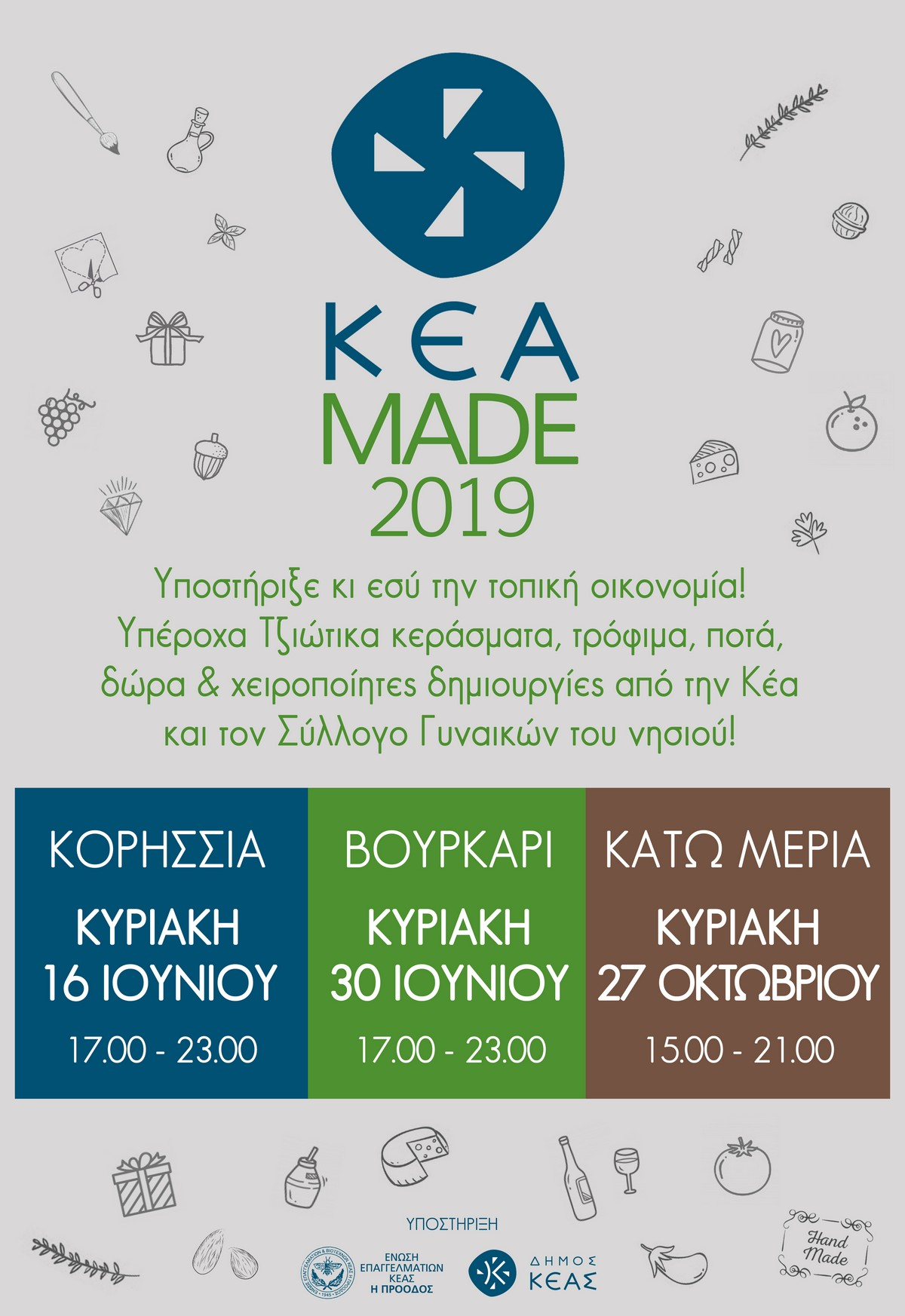 kea made 2019 - 2